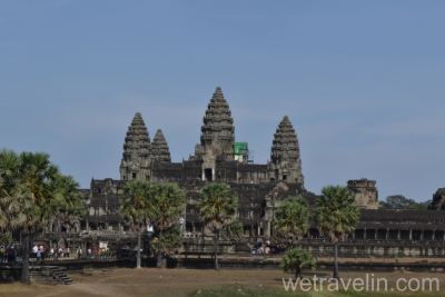 Ангкор Ват,Камбоджа