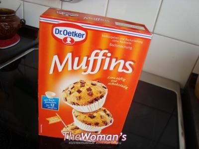 маффины,кексы,рецепты,с шоколадной крошкой,с шоколадом,dr.oetker,muffins,dr.oetker muffins,с фото