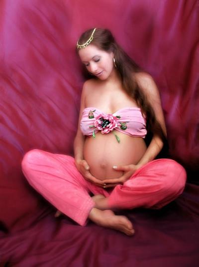 красота,беременность,будущая мама