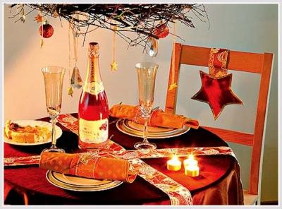 дракон,водяной дракон,новый год,праздник,веселье,2012 год,2012,стол,еда,блюда,кулинария