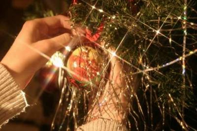 новый год,встреча нового года,одиночество,елка