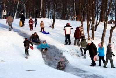 зима,холод,развлесения,дети,спорт,снег