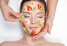 маски,маска для лица,лицо,фрукты,фруктовые маски