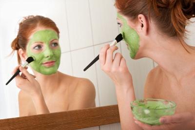петрушка,маски из петрушки,маски,лицо,упругость кожи,красота,польза