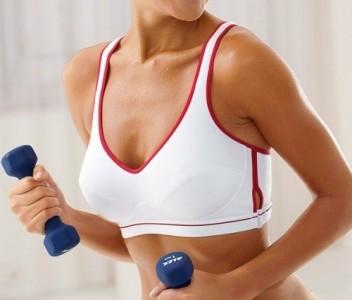 зарядка,упражнения,грудь,укрепления мышц,размер,разминка,гантели