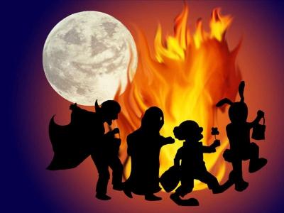 День всех Святых,праздник,конкурсы.игры.Хеллоуин,ночь,страх