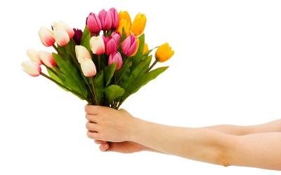 Марта женский день мама теща цветы