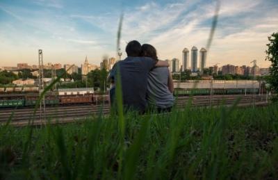Москва,парки,места,отдых,небо,открытое небо,отдых в Москве