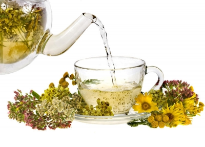 травяные напитки,напитки,травы,лечебные травы,луг,дача,участок,сад