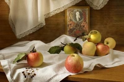 19 августа,яблочный спас,яблоки,праздник,пирог,шарлотка