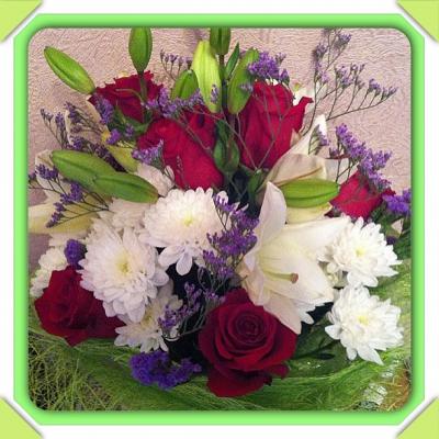 цветы,подарок,ваза,соль,глицерин,манная крупа,вода,красота,запах