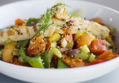 жаркое,индейка,овощи,перец,петрушка,картошка,лук,приготовление,кухня,плита