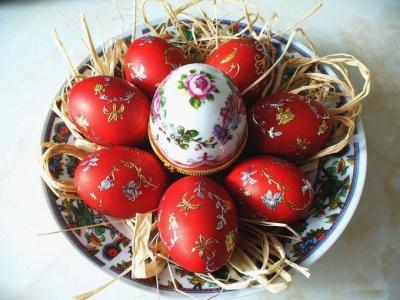 пасха,пасхальные яйца,яйца,весна,апрель,украшать,покраска
