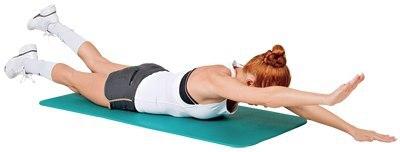 позвоночник,упражнение,зарядка,здоровье