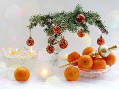 новый год,мандарины,предсказание,праздник,семья,друзья,близкие
