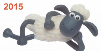 новый год,овца,коза,2015,год,праздник,стол,блюда,новогодний стол,сервировка