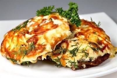 мясо,свинина,мясо по-французски,рецепт,23 февраля,кухня,духовка,праздник