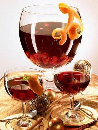 Как сделать пунш в домашних условиях без алкоголя