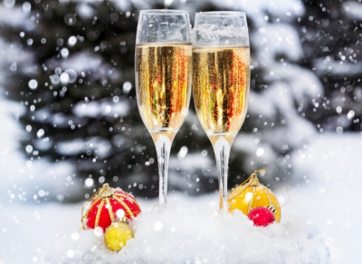 тосты,новый год,год обезьяны,2016 год,поздравление,шампанское,праздник,зима
